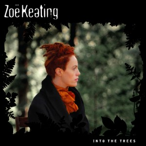 zoe into the trees